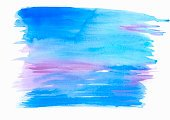 Turquoise,Watercolor Painting,Backgrounds,Purple,Paint,Arts Backgrounds,Arts And Entertainment,Blue,Paintings