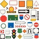 Road Sign,Highway,Street,Road,Sign,Stoplight,One Way,Stop Sign,Do Not Enter Sign,Merging Sign,No U Turn,Traffic,Speed Limit Sign,Connection,Yield Sign,Roadblock,Vector,Sign Language,Walking,Forked Road,Exit Sign,Design,Ilustration,Color Image,city light,Clip Art,Placard,Choice,Construction Industry,Billboard,Travel Locations,Vector Icons,Forbidden,Decisions,Turning,Transportation,Clipping Path,Illustrations And Vector Art,Isolated On White,Pedestrian,Leaving,Advertisement,Landmarks