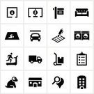 Symbol,Computer Icon,Moving House,Icon Set,Furniture,Apartment,Relocation,Real Estate,rental,Dog,Housing Development,rent,Magnifying Glass,Checklist,Swimming Pool,Searching,Parking Lot,For Rent Sign,Lease Agreement,Pets,Sofa,Semi-Detached House,Laundromat,Moving Van,Black Color,Hand Truck,Real Estate Sign,Skyscraper,Covered Parking,Garage
