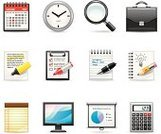 Computer Icon,Symbol,Icon Set,Document,Business,Calculator,Ring Binder,Note Pad,File,Paper,Calendar,Time,Pencil,Pen,Ilustration,Office Interior,Notebook,Clock,Clipboard,Graph,Diary,Letter,To Do List,Briefcase,Desktop PC,Computer,Checklist,Sign,Chart,Lined Paper,Interactive Whiteboard,Magnifying Glass,Drawing - Activity,Vector,Spiral Notebook,Pie Chart,Equipment,Computer Monitor,Searching,Imagination,Whiteboard,Interface Icons,Set,Suitcase,Projection Screen,Writing Instrument,Inspiration,Office Supply,PC,Ideas,Personal Organizer