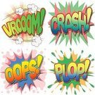 oops,Accident,vroom,Comic Book,Exploding,Multi Colored,Backgrounds,Action,Arts Backgrounds,Vector Backgrounds,Exclamation Point,Illustrations And Vector Art,plop,Ilustration,Arts And Entertainment,Arts Abstract,Vibrant Color,Vector,Abstract,Splattered,Cartoon