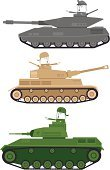 Vector,Brown,Green Color,Gray,Conflict,Military,War,Army,Transportation,Illustrations And Vector Art,Driving,Army Soldier,Gun,Weapon,People,Vector Cartoons,Cartoon,Beige,Camouflage,Cannon,Armored Tank,Pointing