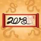 Snake,Chinese New Year,China - East Asia,Chinese Culture,Chinese Ethnicity,Chinese Zodiac Sign,2013,Pattern,Backgrounds,Scroll Shape,Scroll,Paintings,Decoration,Chinese Script,Handwriting,Chinese Stamp,Ink,Animal,Copy Space,Calligraphy,Cultures,Text,Embroidery,spring festival,Silk,chinese pattern,Non-Western Script,Script,Year Of The Snake,Astrology Sign,Art,Rubber Stamp,Craft,Viper,Year 2013,Chinese Scroll,Message,Grass,Manuscript,couplet,Textile,Reptile,Ornate,oriental style