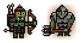Pixelated,Army,Characters,Heroes,Computer Graphic,Role-playing Games,Cartoon,Armed Forces,Security Guard,Weapon,Technology,Illustrations And Vector Art,Mace,Vector Cartoons,Combat Sport,Hammer,Work Helmet,White,Looking At Camera,Black Color,Grid,Shape,Large,Archery,Backgrounds,Suit of Armor,Geometric Shape,Barbarian,Oversized,Vector,Green Color,Warrior,Uniform,People,Instrument of Measurement,Square,ork,Computers,80´s,Arrowhead,Ancient