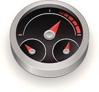 Performance,Gauge,RPM,Speedometer,Symbol,Computer Icon,Transportation,Gasoline,Vector,Ilustration,Isolated,Dial,Land Vehicle,Circle,Scale,Machine Part,White,Power,Efficiency,Vector Icons,Illustrations And Vector Art,Technology,Isolated On White,Transportation,Fuel Gauge,Red
