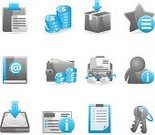 Business,Sign,Symbol,Finance,Shiny,Computer Graphic,Blue,Gift,Collection,Currency,Arts Symbols,Ilustration,Arts And Entertainment,Business,Internet,Web Page,Illustrations And Vector Art,Business Symbols/Metaphors,Vector Icons,user,Computer,Vector,Mail,Single Object
