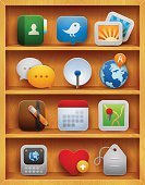 Computer Icon,Application Software,Address Book,Icon Set,Bookshelf,Ibook,Shelf,Calendar,Backgrounds,Map,E-reader,Isometric,Internet,E-Mail,Wood - Material,Photography,Heart Shape,Ilustration,Straight Pin,Label,Textured,Text Messaging,Furniture,Blog,Indoors,Pencil,Inside Of,The Media,Set,Book,Globe - Man Made Object,Communication,Satin,Image,Wall,Palmtop,Radio Wave,Computer Graphic,Three-dimensional Shape,Broadcasting,Vector,Shadow,Technology,Brown,Mail,Connection