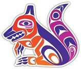 Art,Haida,North American Tribal Culture,Native American,Computer Icon,Symbol,Indigenous Culture,Nature,Elegance,Indian Culture,Mask,Shape,squirl,Animal,Cultures,Inuit,Vector,Modern,Digitally Generated Image,Style,Sparse,Ilustration,Label,Abstract,Computer Graphic