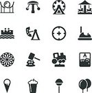Symbol,Computer Icon,Amusement Park,Rollercoaster,Icon Set,Ferris Wheel,Carousel,Merry-Go-Round,Amusement Park Ride,Silhouette,Bumper Car,Child,Traditional Festival,Carnival,Leisure Games,Rafting,Toy Grabbing Game,Carousel Horses,Balloon,Swinging,Clip Art,Vacations,Isolated On White,Ilustration,Target,Darts,train ride,Ice Cream,Drink,Candy,Swinging Ship,Fun,White Background,Entertainment,Holiday,Swing Around,Vector,Design Element,Design,Drinking Water,web icon
