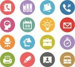 Icon Set,Computer Icon,Symbol,Office Interior,Printout,Human Resources,Occupation,Telephone,Human Brain,Reminder,Computer Printer,Adhesive Note,Ring Binder,Light Bulb,Briefcase,Telephone Receiver,Calendar,Timer,Pen,Brainstorming,E-Mail,Correspondence,Thinking,Office Supply,Ideas,Writing Instrument,Interface Icons,Set,Filing Cabinet,Drawer,Office Chair,ID Card,Stopwatch,Thumbtack,Address Book,Desk Organizer,Envelope,Human Head,Isolated On White,Note Pad,Sticky,Card File