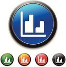 Symbol,Computer Icon,Graph,Making Money,Bar Graph,Ilustration,Curve,Circle,Finance,high gloss,Internet,Bright,Vibrant Color,Vector,Green Color,Chart,isolated object,column chart,Business,Shiny,Orange Color,Blue,Black Color,Red