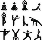 Symbol,Yoga,Action,Zen-like,Meditating,Sitting,The Human Body,People,Silhouette,Stretching,Relaxation,Exercising,Gym,Healthy Lifestyle,Sport,Spirituality,Standing,Moving Down,Black Color,Men,Lifestyles,Relaxation Exercise,Wellbeing,Vitality,Tranquil Scene,Leisure Activity,Mantra,Serene People,Focus - Concept,Concentration