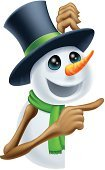 Snowman,Pointing,Fun,Cute,Christmas,Carrot,Sign,Snow,Human Finger,White,One Person,People,Behind,Christmas,Showing,Animated Cartoon,Characters,Hat,Happiness,Cheerful,Cap,Green Color,Illustrations And Vector Art,Scarf,Branch,Drawing - Art Product,Ilustration,Mascot,Men,Anthropomorphic Face,Vector,Holiday,Clip Art,Winter,Snowball,Smiling,Holding,Cartoon,Vector Cartoons,Holidays And Celebrations,Peeking,Top Hat