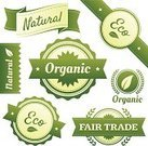 Environmental Conservation,Organic,Green Color,Food,Label,Nutrition Label,Sign,certified,Computer Icon,Symbol,Sustainable Resources,Packaging,Fair Trade,Organic Farm,Badge,Environment,Nature,Biology,Healthy Eating,Ilustration,Leaf,Banner,Design Element,Healthy Lifestyle,Vector,Set,Computer Graphic,Plant,Isolated,Design,Isolated On White,Collection,Insignia,Clip Art