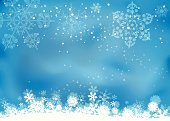 Backgrounds,Christmas,Blue,Christmas Lights,Holiday,Snowflake,Illustrations And Vector Art,Season,Holidays And Celebrations,Celebration,New Year's Day,Shiny,Lighting Technique,Winter