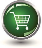 Shopping Cart,Computer Icon,Interface Icons,Push Button,Green Color,Circle,Basket,Internet,Shopping Basket,Illustrations And Vector Art,Vector Icons,Buy,Vector,Ilustration
