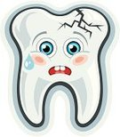 Human Teeth,Cavity,Rotting,Cartoon,Symbol,Dental Health,Pain,Toothache,Crying,Enamel,Dental,Hygiene,Illustrations And Vector Art,Unhygienic,Caricature,Human Face,Medicine And Science,Vector Cartoons,Bacterium,People,Care,Healthcare And Medicine,Sadness