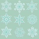 Snow,Illustrations And Vector Art,Holidays And Celebrations,Holiday Backgrounds,Vector Backgrounds,Symbol,Season,Ilustration,Cute,Pattern,Winter,Snowflake