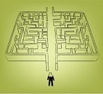Maze,Effortless,Simplicity,obvious,Sparse,Determination,Focus - Concept,Transparent,Lost,Discovery,Direction,Finding,Forecasting,The Way Forward,Clear Sky,lucid,Effort,Attitude,Achievement,Concepts And Ideas,Business,White Collar Worker,Meteorology