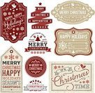 Christmas,Retro Revival,Old-fashioned,Label,Frame,Holiday,Banner,Placard,Sign,Typescript,Vector,Text,Gift Tag,Paper,Modern,Snowflake,Christmas Paper,Ribbon,White,Textured,Textured Effect,Bird,Winter,Swirl,Decoration,Dove - Bird,Design,Ilustration,Brown,Red,Star Shape,Scroll Shape,paper texture,Illustrations And Vector Art,Celebration,Holidays And Celebrations,Christmas,Holiday Backgrounds