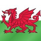 Welsh Flag,Wales,Dragon,Welsh Culture,Flag,Sign,Insignia,Coat Of Arms,scaleable,The Red Dragon,sovereignty,Symbol,Computer Icon,Label,Scale,Government,Vibrant Color,Square Shape,Bright,Colors,Clipping Path,Color Image,Badge,Design,red dragon,Square,National Flag,Pattern,Red,Large,Identity,nation,state,Close-up,Macro,Decoration,Isolated,Sovereignty,Politics,Part Of
