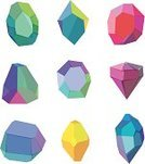 Diamond Shaped,Diamond,polygonal,Symbol,Computer Icon,Abstract,Stone Material,Sign,Refraction,Ice,Crystal,Nature,Transparent,Multi Colored,Glass - Material,Design Element,Single Object,Gift,template,Set,Vector,Ilustration,Identity,Blank,Style