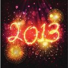 2013,Firework Display,New Year's Eve,Bright,Christmas,Shiny,Vibrant Color,Defocused,Illuminated,Beautiful,Vector,Glowing,Holiday,Celebration,Copy Space,New Year's,Holidays And Celebrations,Snowflake,Composition,Multi Colored,Abstract,Ilustration,Vector Backgrounds,Gold Colored,Backgrounds,Illustrations And Vector Art,Saturated Color,Square,Christmas