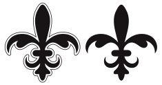 Fleur De Lys,New Orleans,fleurdelis,French Culture,Coat Of Arms,Symbol,Flower,Scroll Shape,Insignia,Decoration,Swirl,Single Flower,Arts And Entertainment,Arts Backgrounds,Illustrations And Vector Art,Shield,Vector,Religious Icon,accent