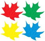 Leaf,Christmas,Tree,Blue,Green Color,Yellow,Red,Illustrations And Vector Art,Colors