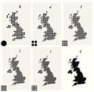 UK,Map,Cartography,Spotted,Outline,England,Scotland,Global Communications,Vector,Concepts,Backgrounds,Ideas,Pattern,Pixelated,Polka Dot,Unity,Circle,Elegance,Grid,Northern Ireland,Digitally Generated Image,Design,Halftone Pattern,Separation,Part Of,Futuristic,Silhouette,Global,Internet,Mosaic,Data,Dividing,Global Positioning System,Abstract,Global Business,Design Element,Wales,Sharing,Technology