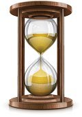 Hourglass,Vector,Sand,Isolated,Antique,Ilustration,Timer,Single Object,Equipment,Eps10,Classic,Glass,Retro Revival,Glass - Material,Watch,Clock,age-old,Work Tool,Old-fashioned,White,Wood - Material,Time