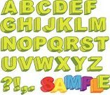 Alphabet,Three-dimensional Shape,Typescript,Drawing - Art Product,Text,Incomplete,Question Mark,Cartoon,Playful,Multi Colored,Doodle,Bizarre,Fun,Vector,Vibrant Color,Hand Lettering,Eccentric,Sketch,Punctuation Mark,Stacking