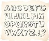 Alphabet,Drawing - Art Product,Text,Sketch,Vector,Ilustration,hand drawn,Icon Set,Grunge,Distressed,Alphabetical Order,Pencil Drawing,Damaged,Dirty
