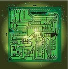 Technology,Computer Equipment,Abstract,Electrical Equipment,Cyberspace,Vector