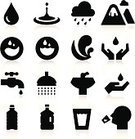Drinking Water,Water,Computer Icon,Symbol,Drop,Icon Set,Faucet,Human Hand,Washing,Drinking,Silhouette,Black Color,Bottle,Shower,Glass,Sink,Leaking,Rain,Plastic,Drink,Part Of,Purified Water,Care,Purity,Snow,Computer Graphic,Soda,Ilustration,Clean,Simplicity,Water Drop,water drop,Isolated,Cloud - Sky,Container,Nature,Set,Mountain,Body Care,Liquid,Vector,Collection