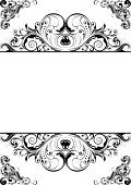 Baroque Style,Frame,Backgrounds,Pattern,Decoration,Retro Revival,Vector,Elegance,Silhouette,Victorian Style,Angle,Design,Ornate,Growth,Flower,Scroll Shape,Black Color,Midsection,Single Line,Single Flower,Art,Old,Heart Shape,Grunge,Ilustration,Computer Graphic,Vignette,Digitally Generated Image,Outline,Part Of,Isolated,Design Element,Symmetry,Classical Style,Abstract,Rococo Style,Curve,Modern,Insignia,1940-1980 Retro-Styled Imagery,Swirl,Spotted,Spiral