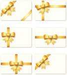 Ribbon,Gold Colored,Gold,Ribbon,Bow,Gift,Gift Certificate,Gift Tag,Holiday,Bow,Gift Card,Valentine Card,Anniversary Card,Greeting Card,Carte Cadeau,Christmas Decoration,Valentine's Day - Holiday,Vector,Birthday,Blank,No People,White,Wrapping Paper,Isolated,Christmas Present,Tied Knot,Christmas,Design,Design Element,White Background,Shiny,Decoration,Isolated On White,Christmas Card,Boucle,Celebration