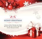 Christmas Card,Christmas,Christmas Present,Frame,Christmas Ornament,Christmas Decoration,Vector,Gift,Red,Winter,Banner,Box - Container,Ribbon,Holiday,Bow,Christmas Tree,Decoration,Text,Bow,Elegance,Design Element,Design,Computer Graphic,Ilustration,Typescript,Gift Box,Copy Space