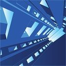 Diminishing Perspective,Vanishing Point,Geometric Shape,Backgrounds,Vector,Technology,Futuristic,Abstract,Design,In A Row,Three-dimensional Shape,Ilustration,Art,Computer Graphic,Digitally Generated Image,Machinery,Illustrations And Vector Art,Visual Art,Style,Arts And Entertainment,Action,Computer,Color Image,Vitality,Modern,Internet