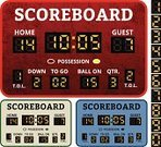 Scoreboard,American Football - Sport,Football,Canadian Football League,Competition,Arena Football League,Vector,American Football League,Group of Objects,Touch Football,Competitive Sport,NCAA College Football,Set,Ilustration,Sport,Old,Number,Digitally Generated Image,Team Sport,Design,Grunge,Torn,Dirty,Collection,Scoring,Time,Flag Football