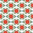 White,Backgrounds,Single Flower,Flower,Ornate,Geometric Shape,Seamless,Retro Revival,Blue,Old-fashioned,Image,Vector,Ilustration,Abstract,Design,Antique,Painted Image,Floral Pattern,Red,Leaf,Decoration,Design Element,Wallpaper Pattern,Pattern,Paper,Elegance,Shape,Green Color,Symmetry