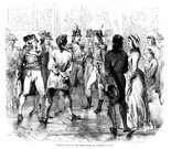 Irish Culture,Republic of Ireland,History,French Revolution,Revolution,Men,British Culture,19th Century Style,18th Century Style,Armed Forces,Indoors,Image Created 1850-1859,Planning,France,Rebellion,Social History,Standing,Image Created 19th Century,Lazare Carnot,Discussion,Activity,Black And White,Old,Ephemera,Ilustration,Uniform,The Past,Antique,Monochrome,Illustration Technique,Engraving,Print,Cultures,Politics,Talking,Period Costume,Military,Looking,People,Group Of People,French Military,Theobald Wolfe Tone,Emotion,French Culture,military history,Historical Clothing,UK,Women,Drawing - Art Product,Old-fashioned