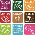 Education,Educational Subject,English Culture,Symbol,Mathematics,Science,Icon Set,Learning,Doodle,Single Word,Text,Art,Religion,Sport,Physical Education,Square,Cartoon,Shape,illustrated,Ideas,Part Of,Design Element,White Background,hand drawn,Biology,Group of Objects,Script,History,Set,Vector,Clip Art,Typescript,Image,Concepts,Block,Teaching,Inspiration,Computer Graphic,Collection,Isolated On White,Drawing - Art Product,Design,Ilustration,Large Group of Objects