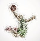 Basketball,Basketball - Sport,Abstract,Sport,Ilustration,Athlete,People,Playing,Vector,Olympic Mountains,Ball,Motion,Male,Jumping,Play,Winning,Action,Activity,Competitive Sport,Hobbies,Professional Sport,Sportsman,Isolated,One Person,Men,American Culture,Throwing,Circle