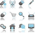 Internet,Computer Mouse,Isolated,Lock,Sign,Pencil,Reflection,Vector,Electrical Equipment,Design,Wireless Technology,Router,White,Gray,Blue,Dark,Speech Bubble,Painted Image,Wireless Network,Design Element,Ilustration,House,Symbol,Shopping Cart,Magnifying Glass,Image,Colors,Technology,Computer Monitor,Equipment,USB Flash Drive,Gear,Machine Part,Icon Set,manipulator,flash memory,Computer Network