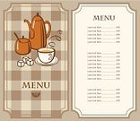 Menu,Coffee - Drink,Banner,Breakfast,Price,Branding,Cappuccino,Poster,Tea - Hot Drink,Heat - Temperature,Tasting,Label,Dessert,Drink,Page,Coffee Cup,Vector,Spoon,Ilustration,Black Color,Condensation,Saucer,Scented,Duvet,Steam,Bar - Drink Establishment,Restaurant,Old-fashioned,Brown,Morning,Coffee Break,Computer Graphic,Symbol,Food,Cup,Cafe,Decoration,Store,Kettle,Sweet Food,Design,Textured Effect
