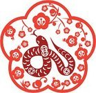 Chinese New Year,2013,Computer Graphic,Tattoo,Animal,Chinese Culture,Silhouette,Cultures,Traditional Festival,spring festival,Year Of The Snake,papercut,paper cut,Pattern,Symbol,Astrology Sign,New Year's Day,Vector,Decoration,paper-cut,Chinese Zodiac Sign,Porcelain,Craft Product,Snakeskin,Ilustration,East Asian Culture,Chinese Ethnicity