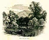 Engraved Image,Ilustration,Tom Tom,Mountain,Metacomet,Valley,Mountain Range,Mountain Ridge,Mountain Peak,Image Created 19th Century,New England,Massachusetts,River,North America,Tree,USA,Nature,Mount Tom Range,Famous Place,Old-fashioned,Picturesque America Or The Land We Live In,Connecticut,Nautical Vessel,The Americas,North,Riverbank,Metacomet Ridge,Visit,Antique,Landscape,Oxbow Bend,Non-Urban Scene,19th Century Style,Flowing,West Bank,Retro Revival,Sailboat,Connecticut River,Steep,Scenics,Idyllic,Freshwater,Engraving,toursit,Coastline,Mount Tom,American Culture