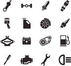 Auto Repair Shop,Symbol,Computer Icon,Icon Set,Car,Engine,Electric Motor,Driving,Fuel Storage Tank,Silhouette,Transportation,Repairing,Gear,Piston,Clip Art,Oil Pump,Workshop,Car Jack,vector icons,Electric Lamp,Ilustration,Headlight,Disk Brake,Vector,Design,Design Element,Speedometer,web icon,Wheel,Gasoline,Work Tool,Auto Mechanic,Screwdriver,Service