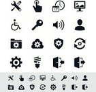 Computer Icon,Symbol,Accessibility,Log On,Icon Set,Administrator,user,Password,Calendar Date,Time,Compact Fluorescent Lightbulb,Light Bulb,Calendar,Protection,Interface Icons,Cloud Computing,Security,Touch Screen,synchronize,Touchpad,Wrench,Cloud - Sky,Cloudscape,Shield,sync,Energy,Vector,Quitting,Ring Binder,Computer Monitor,Setting,Log Out,Track Pad,Sound,Retail Display,Sign,Screwdriver,Gear,File,Sharing,vector icons,Sign In,Speaker,Key